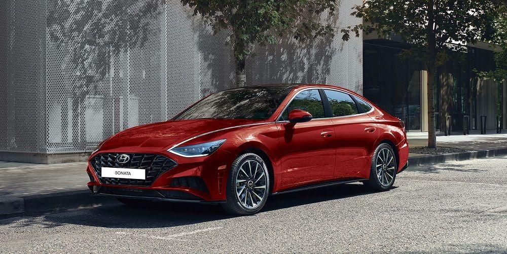 Новый автомобиль до 2 миллионов Hyundai Sonata