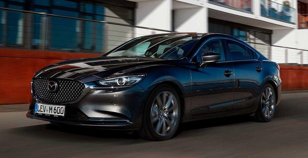 Новый автомобиль до 2 миллионов Mazda 6