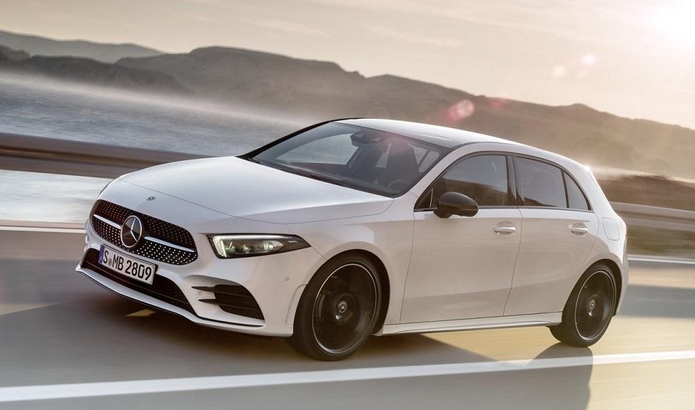 Новый автомобиль до 2 миллионов Mercedes-Benz A-Класс