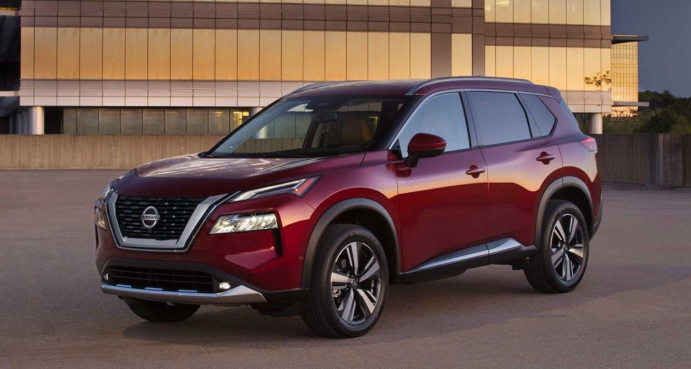 Новый автомобиль до 2 миллионов Nissan X-Trail