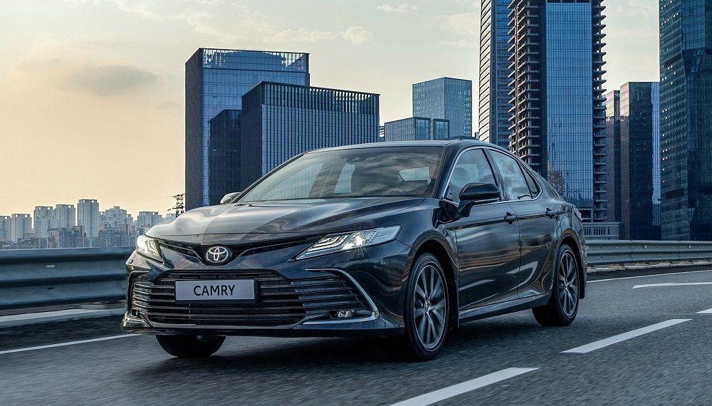 Новый автомобиль до 2 миллионов Toyota Camry