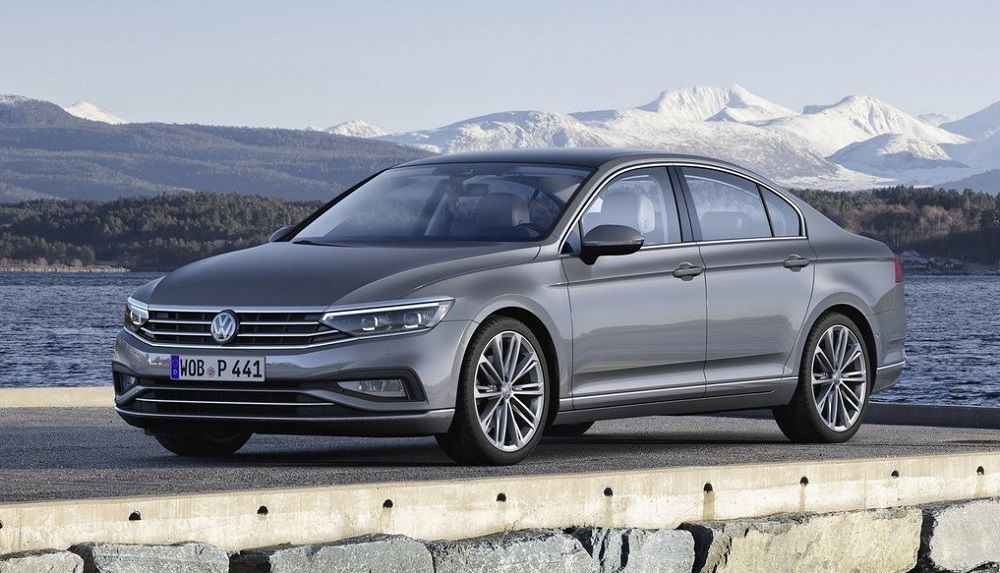 Новый автомобиль до 2 миллионов Volkswagen Passat B8