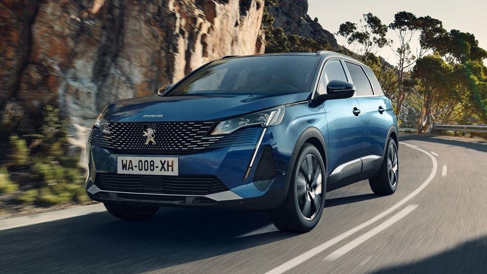 Новый автомобиль до 3 миллионов Peugeot 5008 NEW