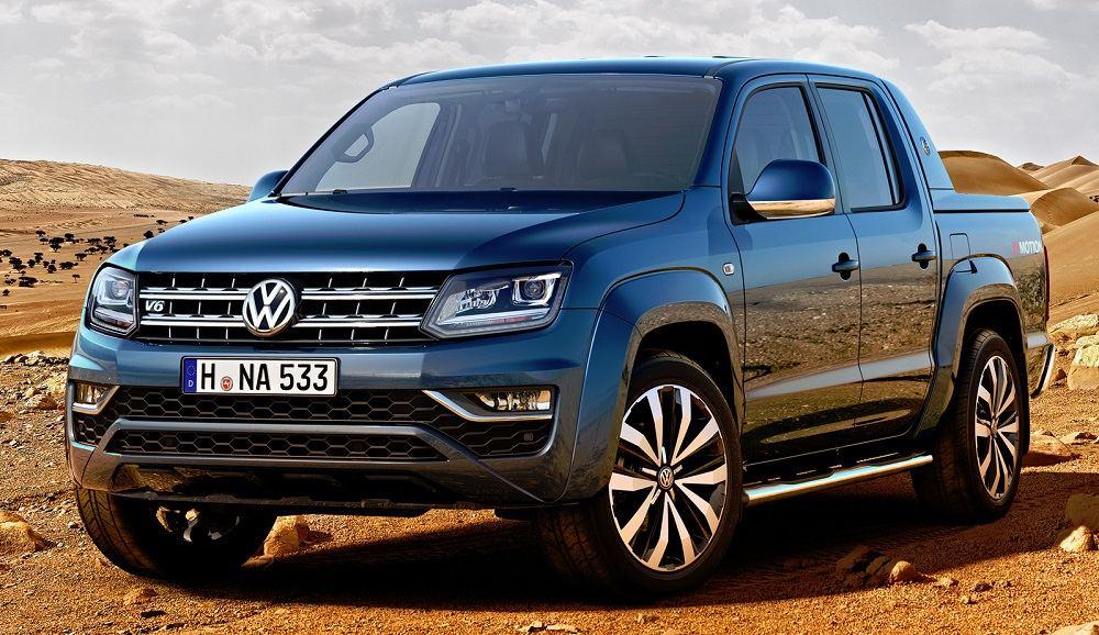 Новый автомобиль до 3 миллионов Volkswagen Amarok