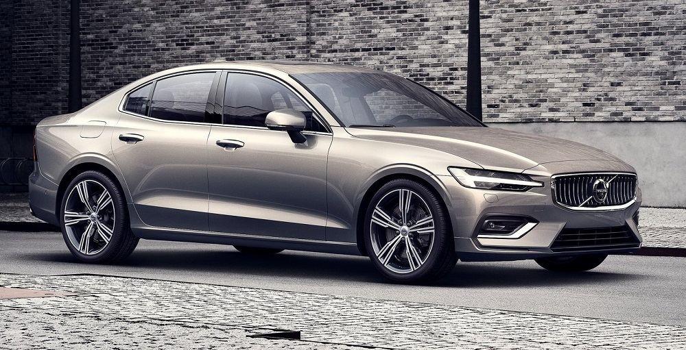 Новый автомобиль до 3 миллионов Volvo S60
