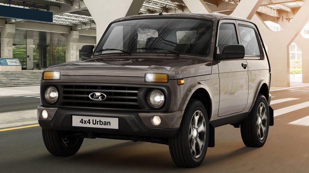 Новый автомобиль до 600 тысяч Lada Niva Legend
