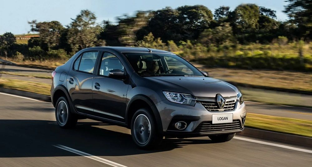 Новый автомобиль до 600 тысяч Renault Logan