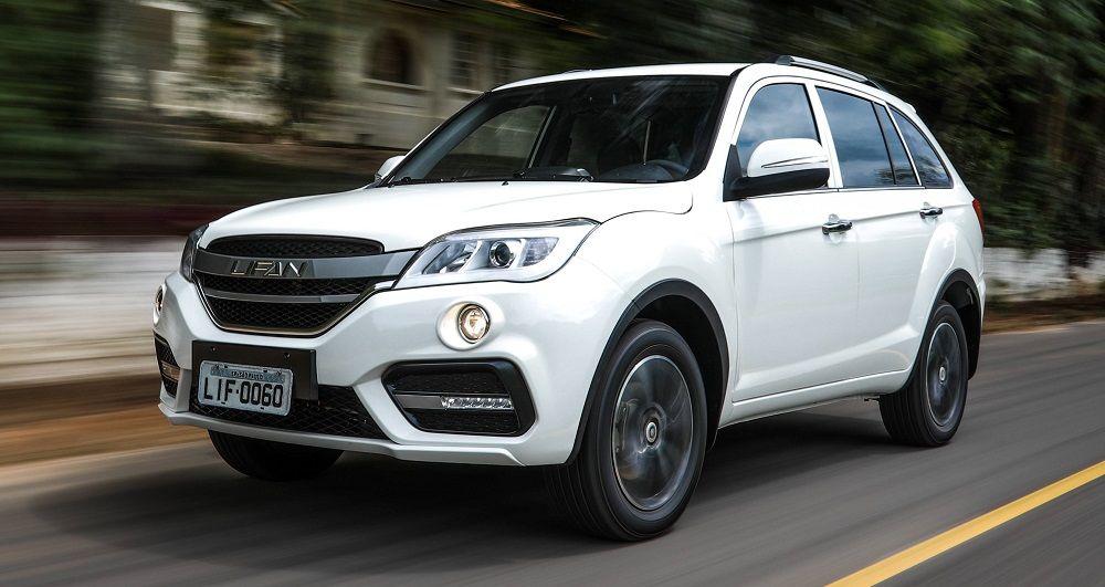 Новый автомобиль до 700 тысяч Lifan X60
