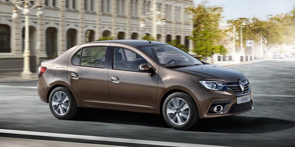 Новый автомобиль до 700 тысяч Renault Logan