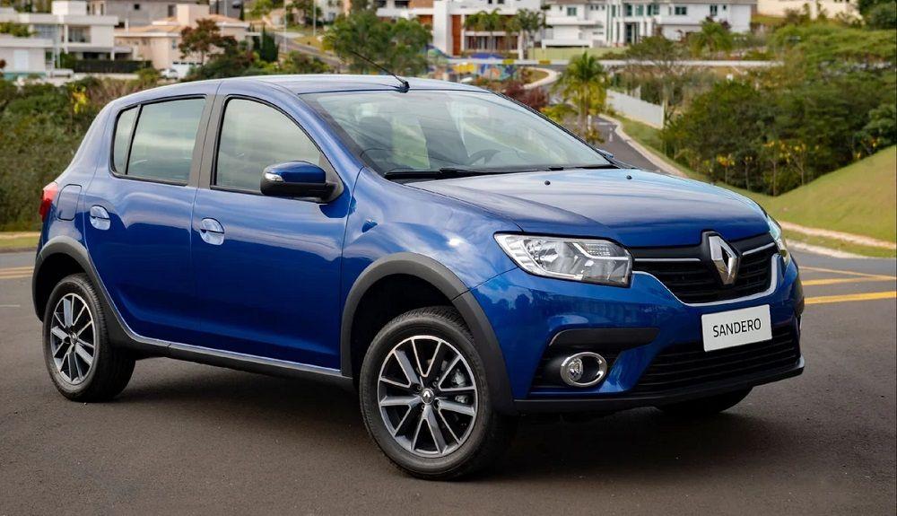 Новый автомобиль до 700 тысяч Renault Sandero