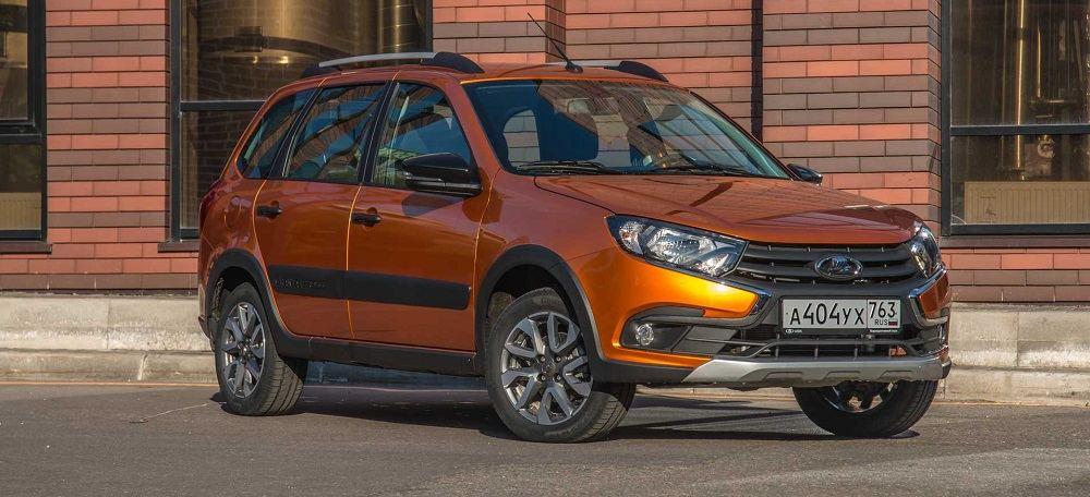 Новый автомобиль до 800 тысяч Lada Granta Cross