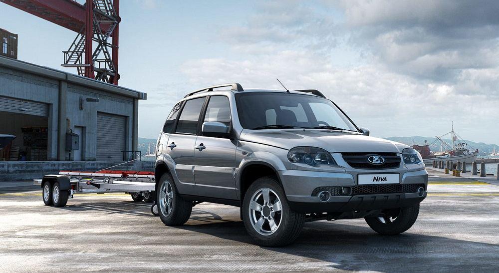 Новый автомобиль до 800 тысяч рублей Chevrolet Niva