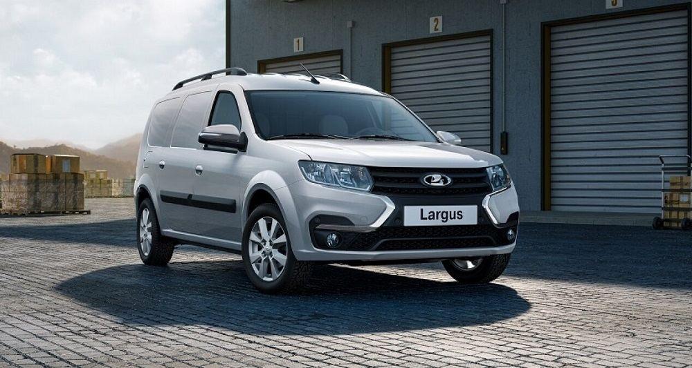 Новый автомобиль до 800 тысяч рублей Lada Largus