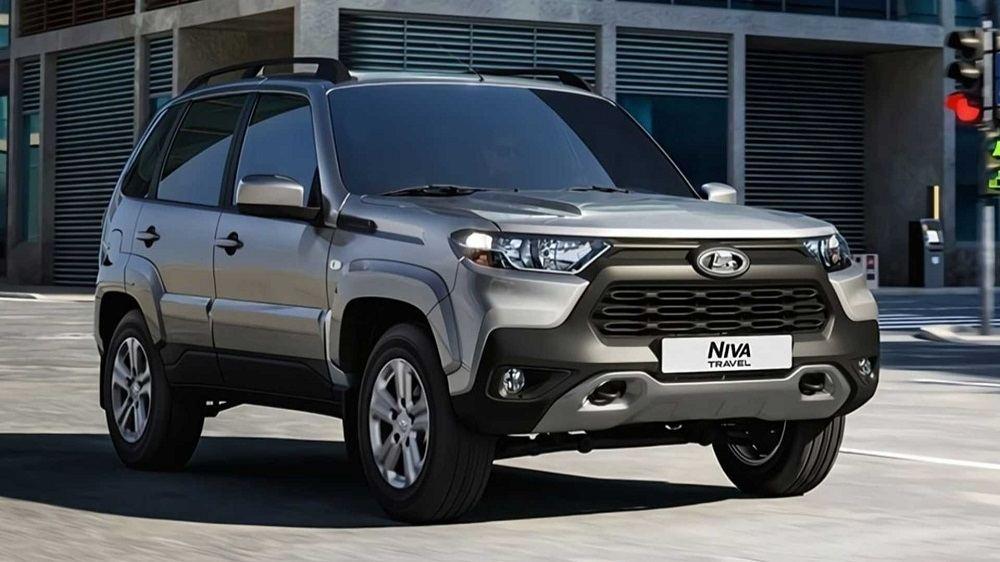 Новый автомобиль до 800 тысяч рублей Lada Niva Travel