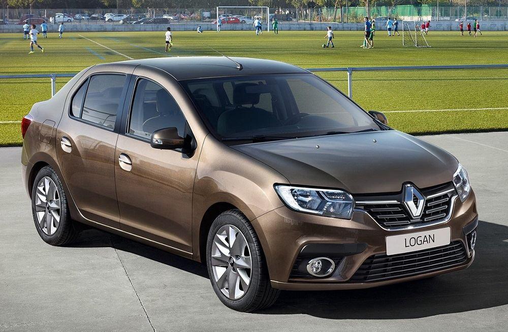 Новый автомобиль до 800 тысяч рублей Renault Logan