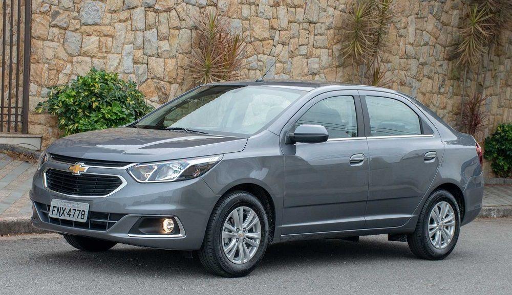 Новый автомобиль до 850 тысяч Chevrolet Cobalt
