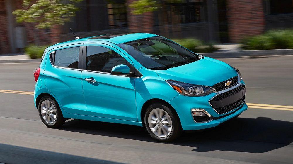Новый автомобиль до 850 тысяч Chevrolet Spark