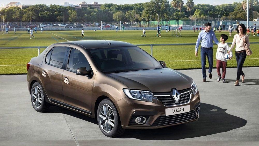 Новый автомобиль до 850 тысяч Renault Logan