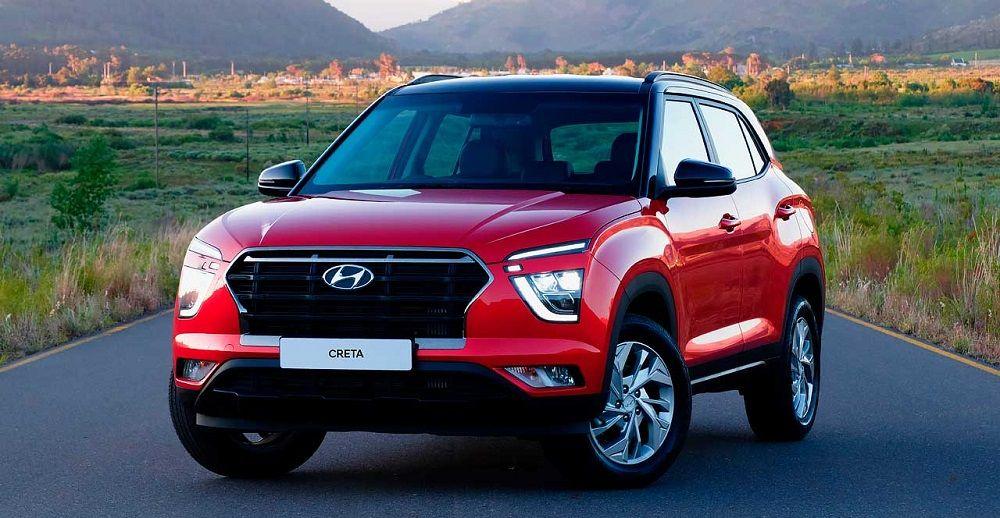 Новый паркетник до 1,2 миллиона Hyundai Creta