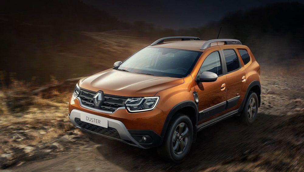 Новый паркетник до 1,2 миллиона Renault Duster