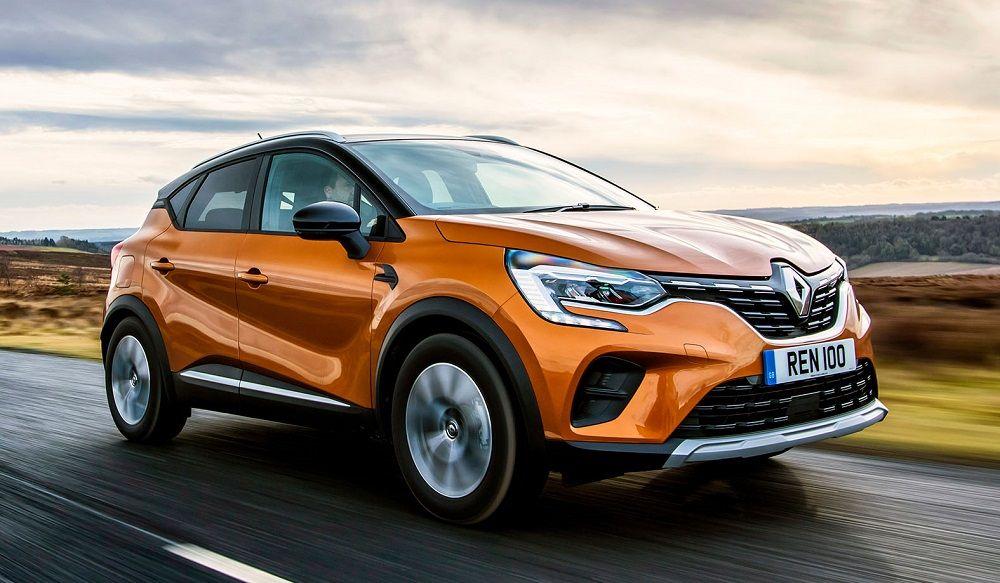 Новый паркетник до 1,2 миллиона Renault Kaptur