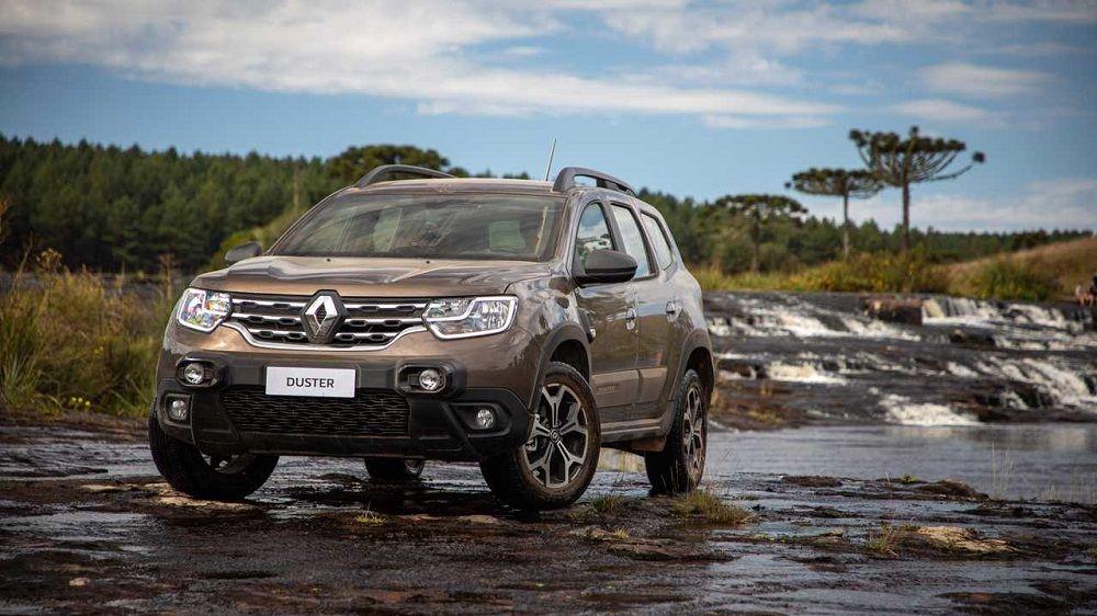 Новый внедорожник до 1 миллиона Renault Duster