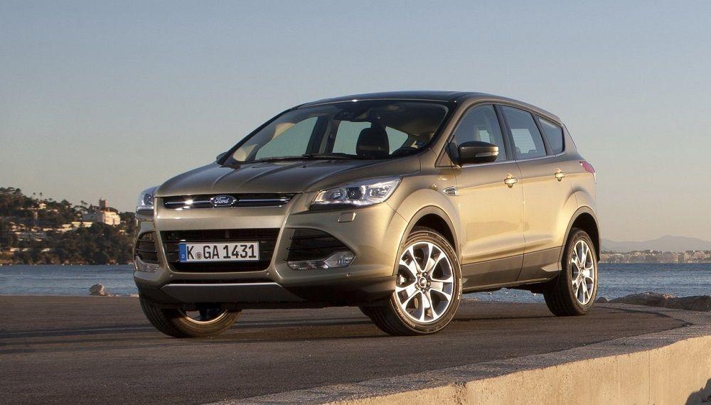 Подержанный автомобиль до 1 миллиона Ford Kuga II