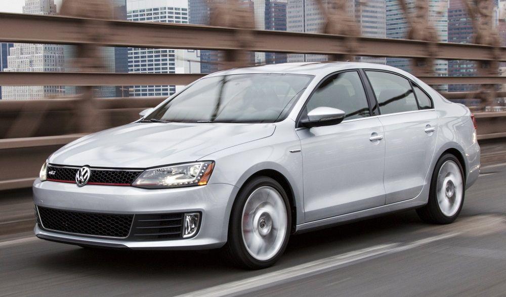 Подержанный автомобиль до 1 миллиона Volkswagen Jetta VI Рестайлинг