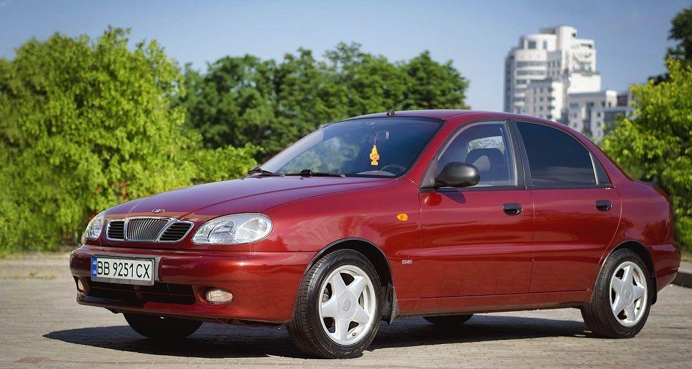 Подержанный автомобиль до 100 тысяч Daewoo Lanos