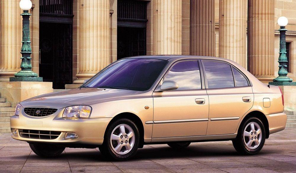 Подержанный автомобиль до 100 тысяч Hyundai Accent II
