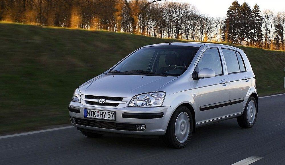 Подержанный автомобиль до 100 тысяч Hyundai Getz I