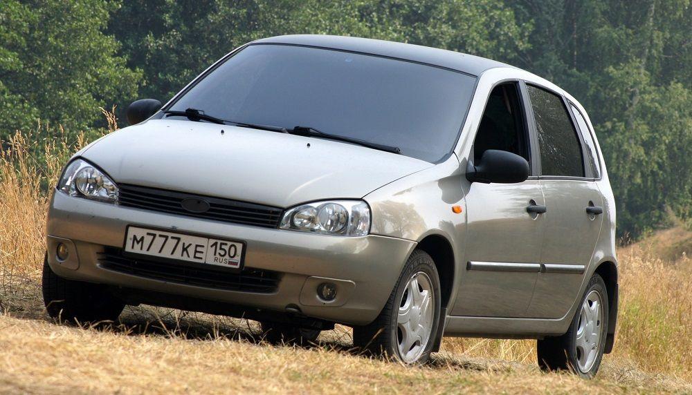 Подержанный автомобиль до 100 тысяч Lada Kalina I