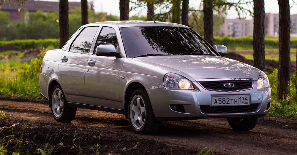 Подержанный автомобиль до 100 тысяч Lada Priora I