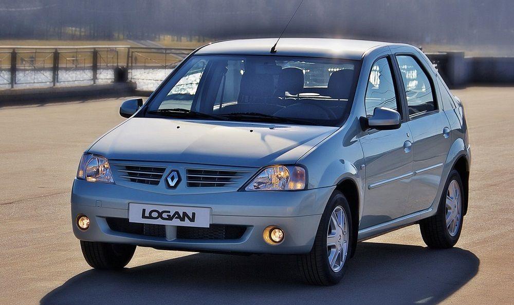 Подержанный автомобиль до 100 тысяч Renault Logan I