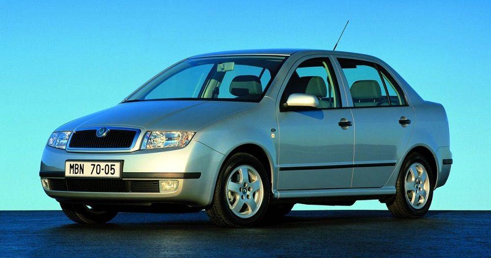 Подержанный автомобиль до 100 тысяч Skoda Fabia I