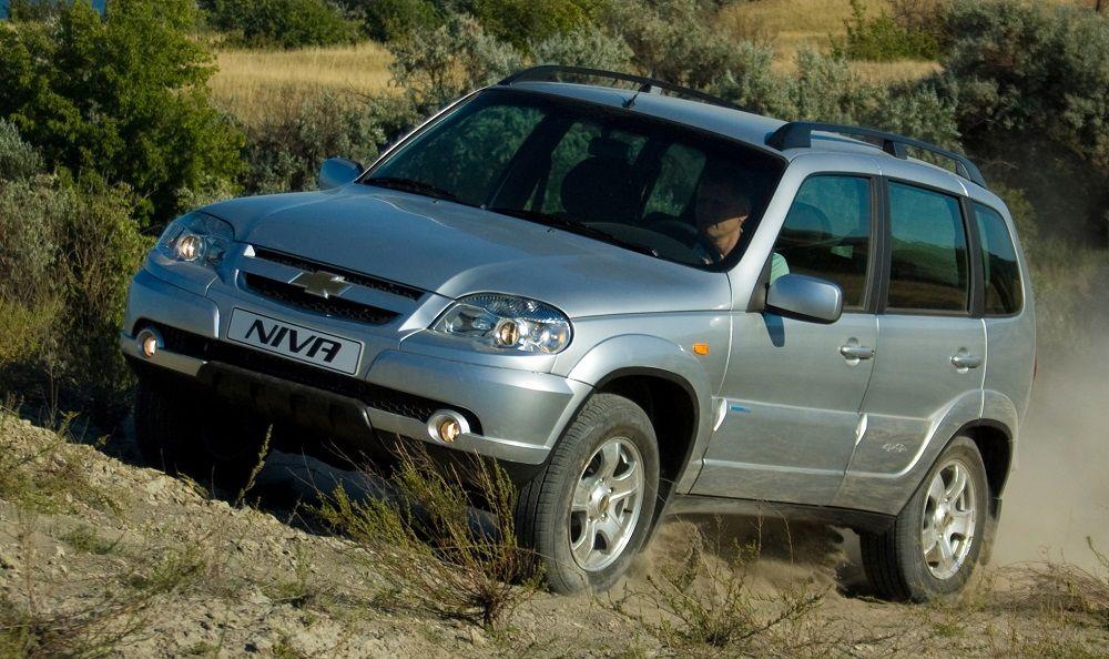 Подержанный автомобиль до 250 тысяч Chevrolet Niva