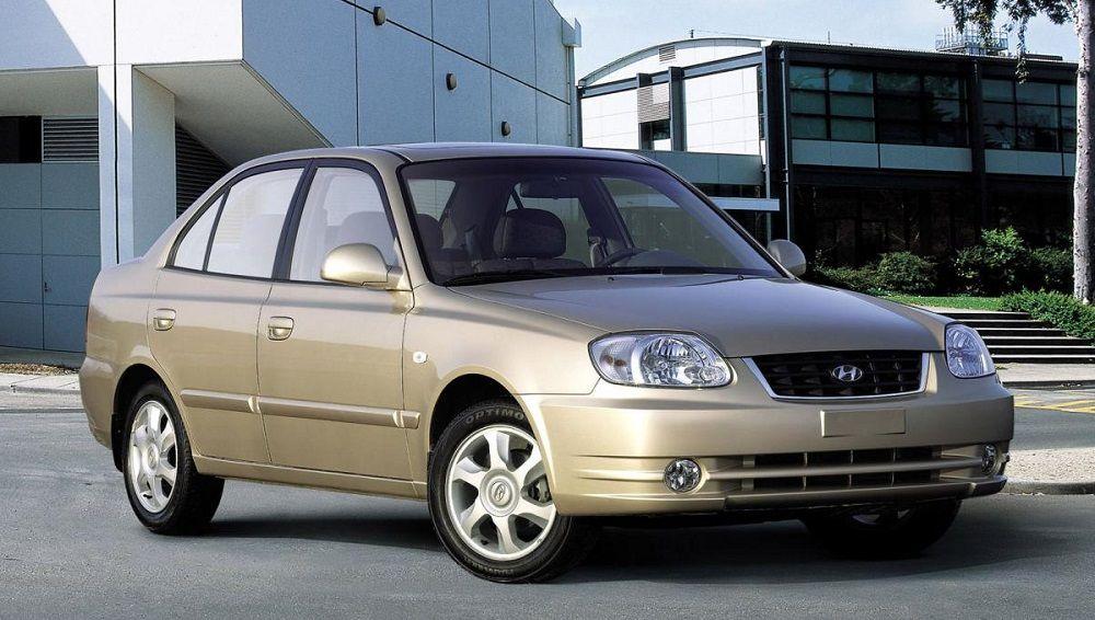Подержанный автомобиль до 250 тысяч Hyundai Accent