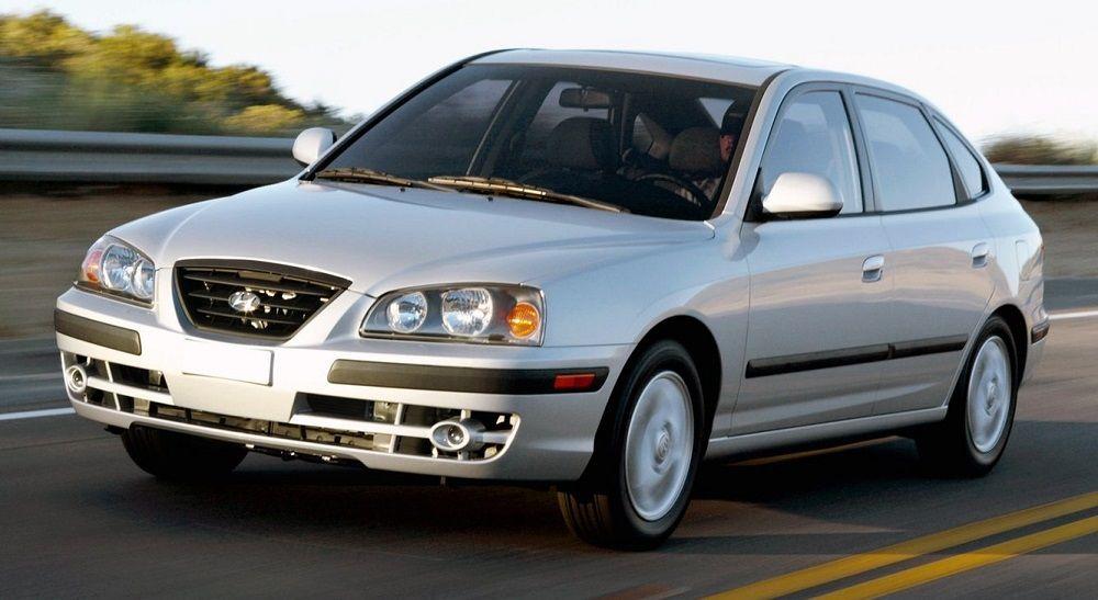 Подержанный автомобиль до 250 тысяч Hyundai Elantra