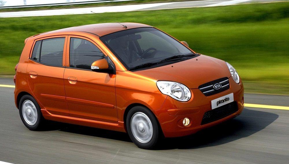 Подержанный автомобиль до 250 тысяч Kia Picanto