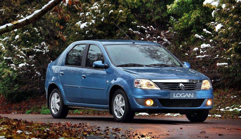 Подержанный автомобиль до 250 тысяч Renault Logan