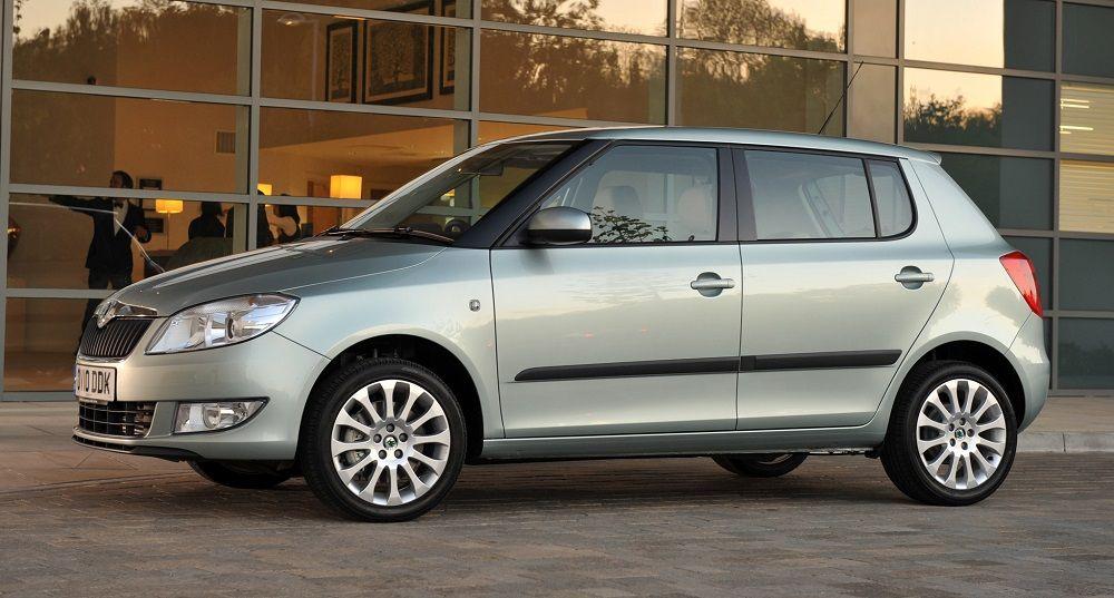 Подержанный автомобиль до 250 тысяч рублей Skoda Fabia