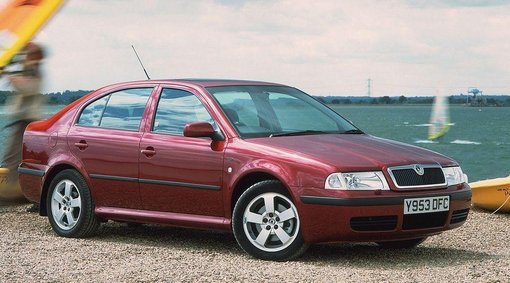 Подержанный автомобиль до 250 тысяч Skoda Octavia
