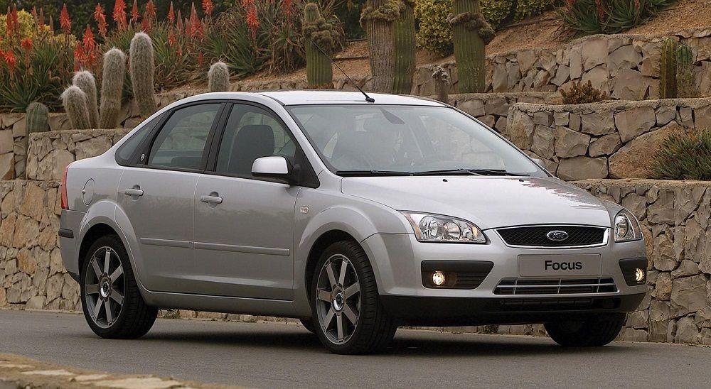 Подержанный автомобиль до 300 тысяч Ford Focus II