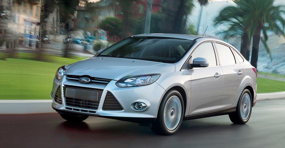 Подержанный автомобиль до 700 тысяч Ford Focus III