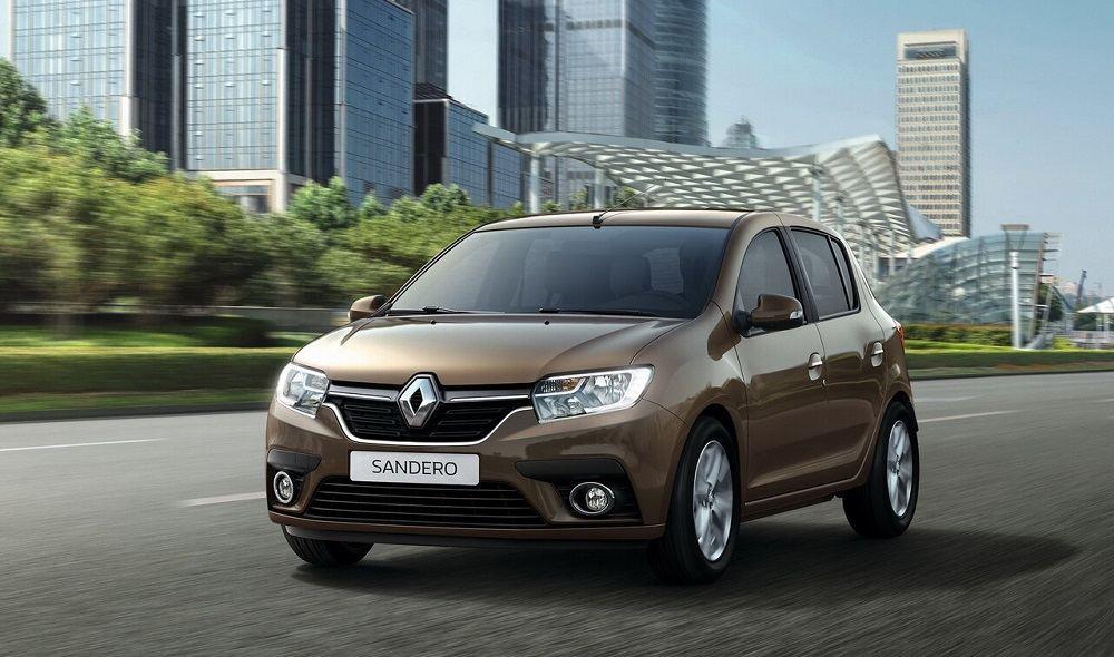 Подержанный автомобиль до 700 тысяч Renault Sandero II Рестайлинг