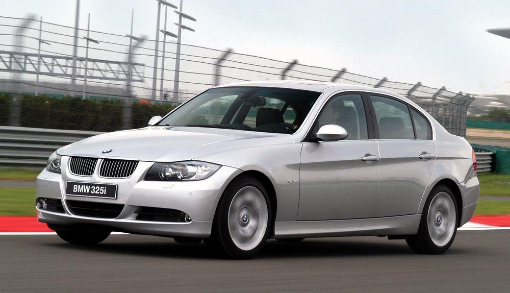 Подержанный автомобиль до 700 тысяч BMW 3 серии V