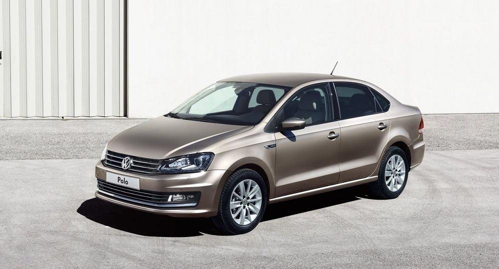 Подержанный автомобиль до 700 тысяч Volkswagen Polo V Рестайлинг