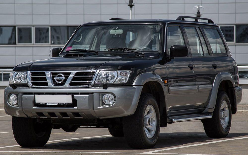 Подержанный внедорожник до 800 тысяч Nissan Patrol