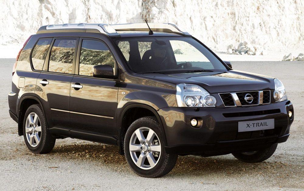 Подержанный внедорожник до 800 тысяч Nissan X-Trail