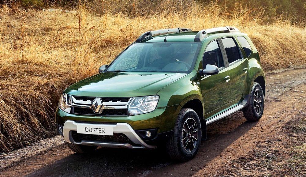 Подержанный внедорожник до 800 тысяч Renault Duster